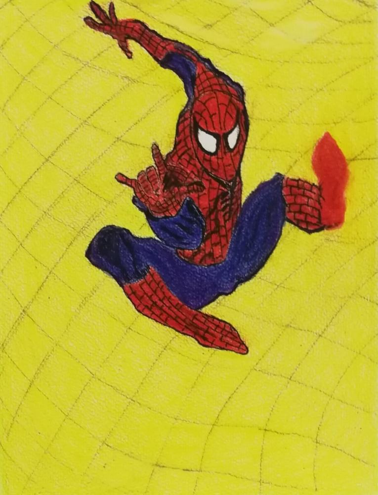 Spider-Man par vinodnair